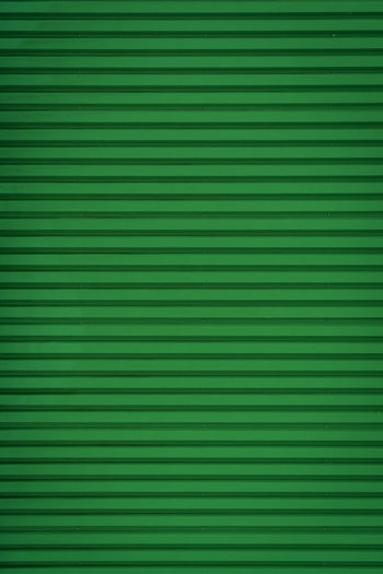 Architecture Backgrounds Built Structure Close-up Europa Full Frame Green Color In A Row Metal No People Pattern Striped Textured  Textured Effect Wall - Building Feature