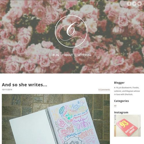 Hello Weebly. Hello blogging. ?? Weebly Blog Blogging Happiness write