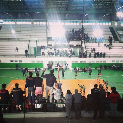 Idreamoftunisia InstagramTunisie Instagramtn Salle Ghlela VolleyBall Volley Ball HammamLif Hamhama InstaHamhama CSHL vs EST CoupeDeTunisie