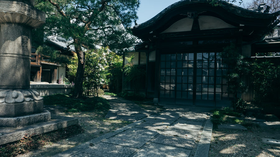 Architecture Building Exterior Built Structure Day Japan Japan Photography No People Outdoors Tree