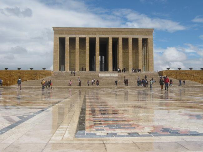 Anıtkabir. With endless love... Atatürk Anıtkabir Ankara/turkey Architecture Built Structure Tourism History
