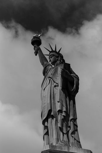 Liberty statue new york city