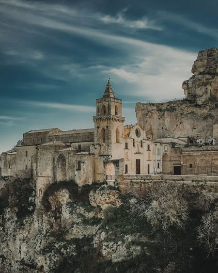 Matera Travel