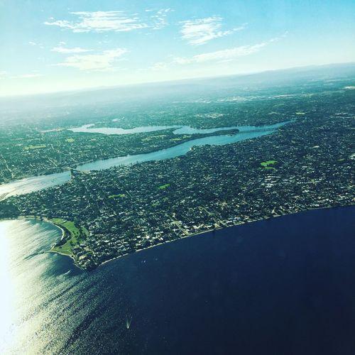 Perth eye view Sky Nature Scenics Perth