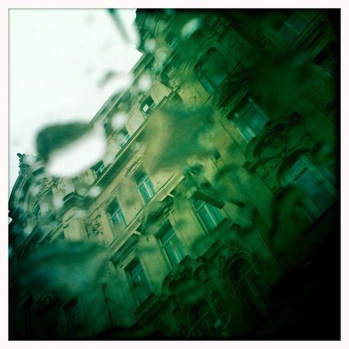 Rainy #Vienna.