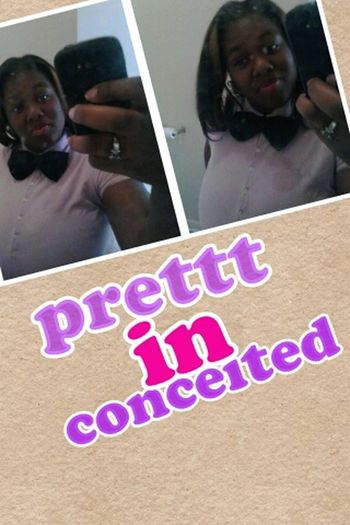 He Gt A Pretty Nn Conceited Gurl On Hiz Team