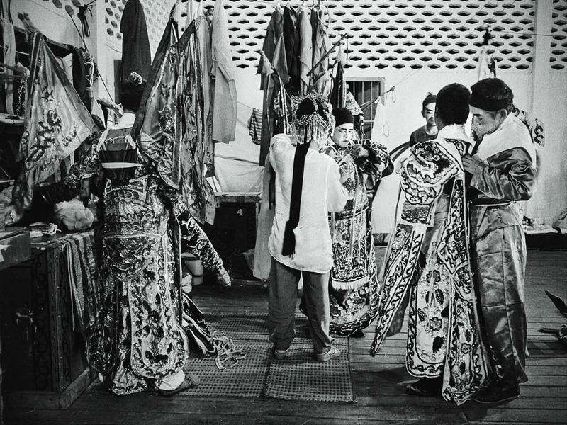 Chinese Opera Dressing People Adult Indoors  Back Stage Blackandwhite Photography Adults Only Clothing EyeEmNewHere The Week On EyeEm
