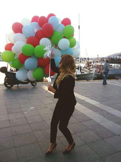 Balloons Heart Sea Tattoo Balon ❤ ben 💥