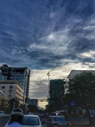 Cloud And Sky First Eyeem Photo Cambodia Cambodia Tour