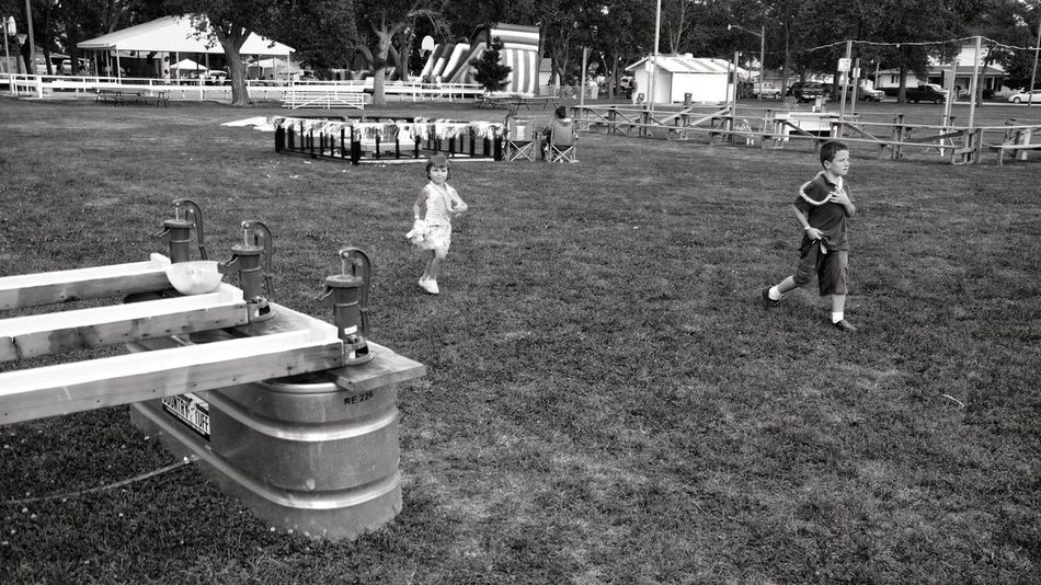 2016 Old Settlers Picnic Village of Western, Nebraska A Day In The Life Americans B&w Photography Camera Work Candid Carnival Carnival Spirit Celebration Childhood Community Having Fun Lawn My Neighborhood Old Settlers Picnic Park - Man Made Space Photo Essay Photography Small Town Small Town Life Storytelling Summer Summertime Tradition Western Nebraska