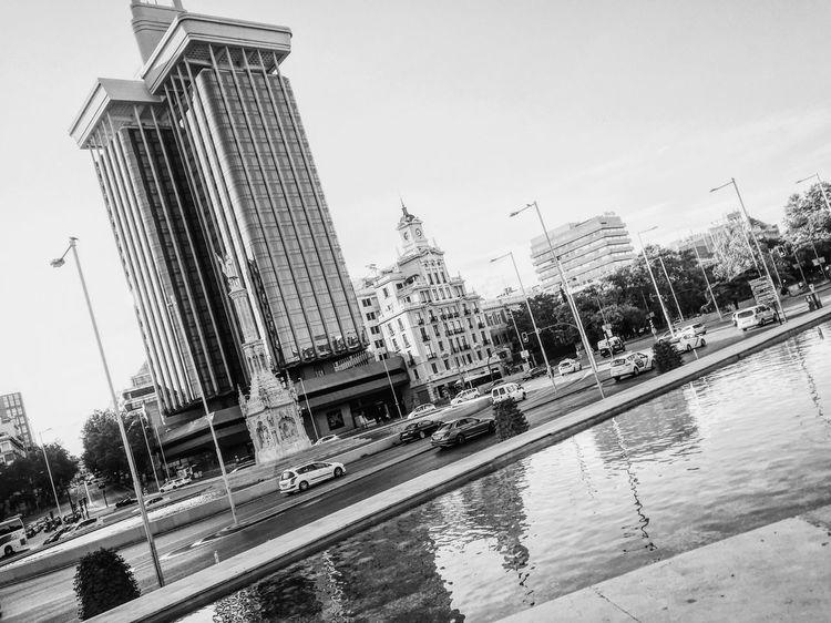 Plaza colon,madrid,spain First Eyeem Photo
