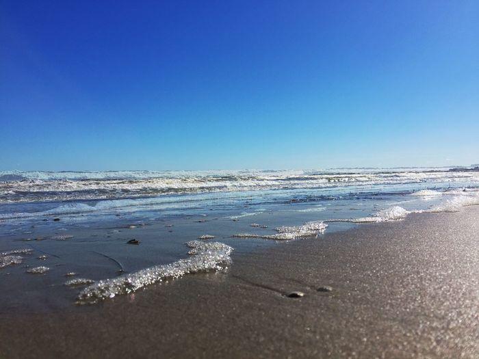 Water Beach Land Sky Scenics - Nature Blue Tranquil Scene