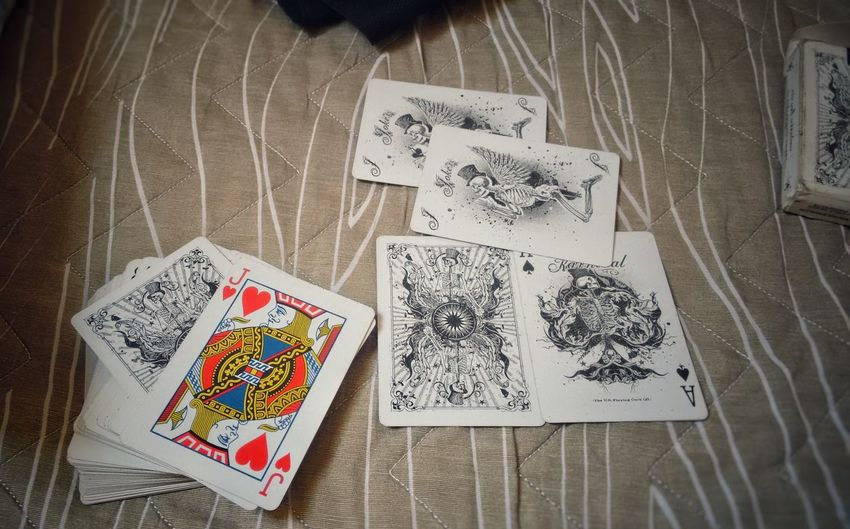 Cards, Playing