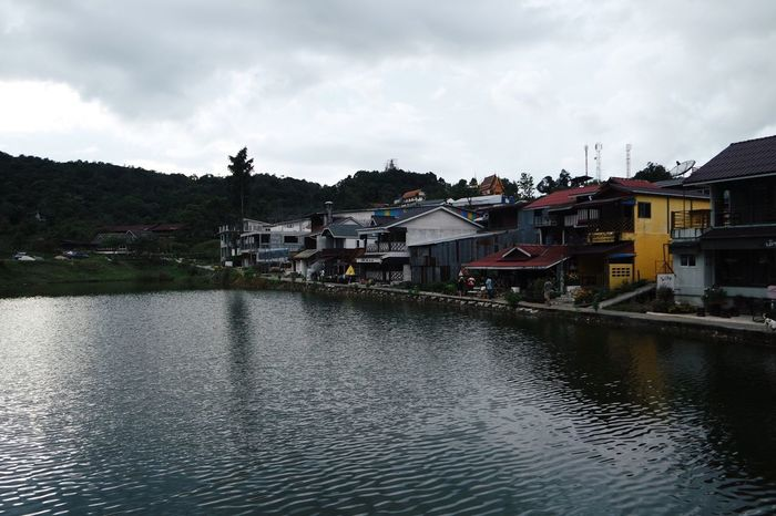 E-Tong village, Kanchanaburi