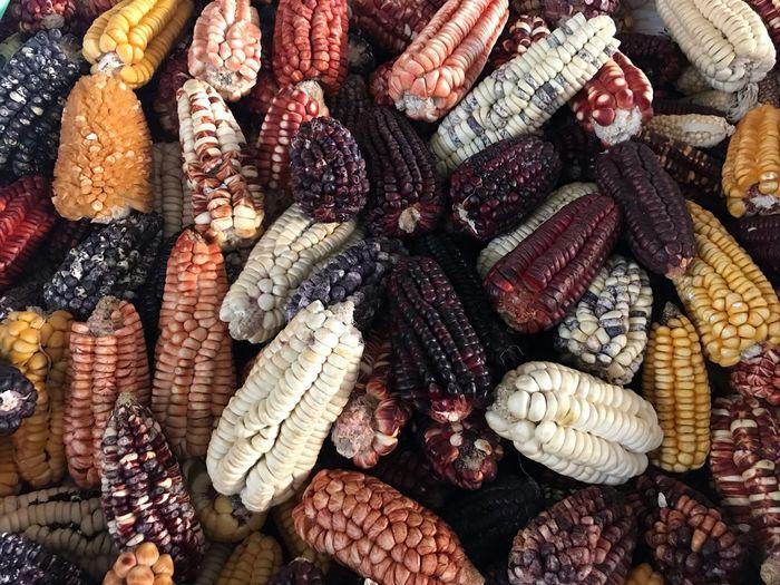 Full frame shot of food
