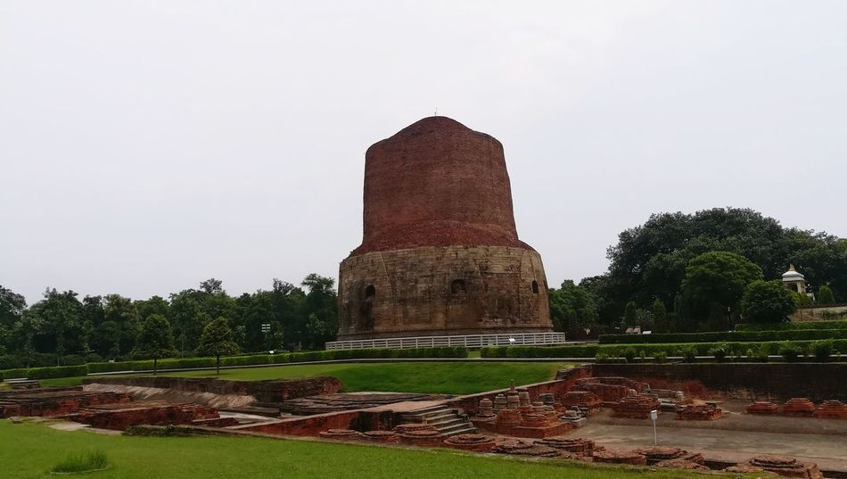Sarnath India Architecture Photograph Water No People Outdoors Day