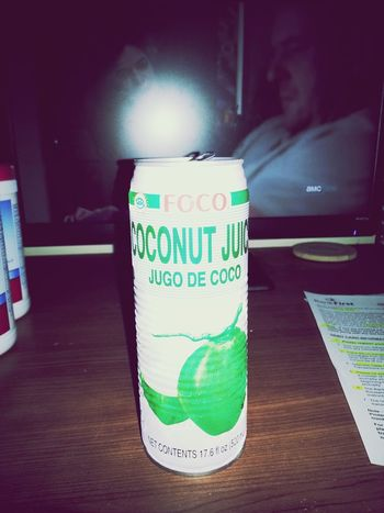 coconut juice and breaking bad