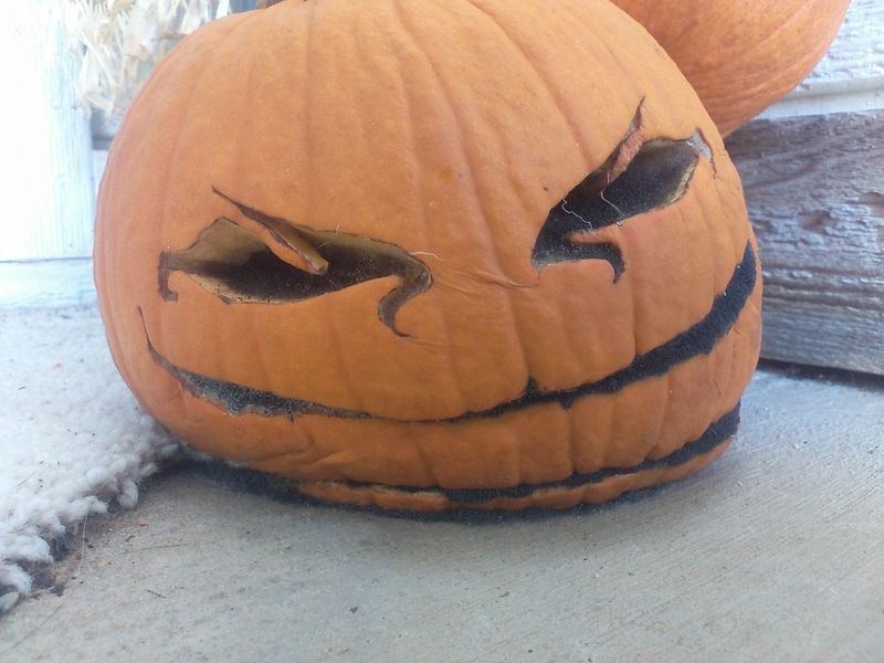 Decay Halloween Halloween_Collection After Creepy Creepy Face Hallo Halloween Jack O Lantern Moldy Pumpkin Rotten Rotting Scary Face Spooky