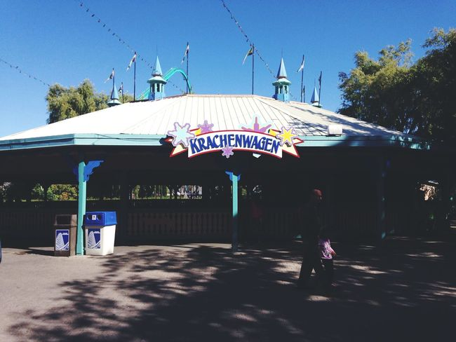 🇨🇦 Roller Coaster Cars Bumpin Park