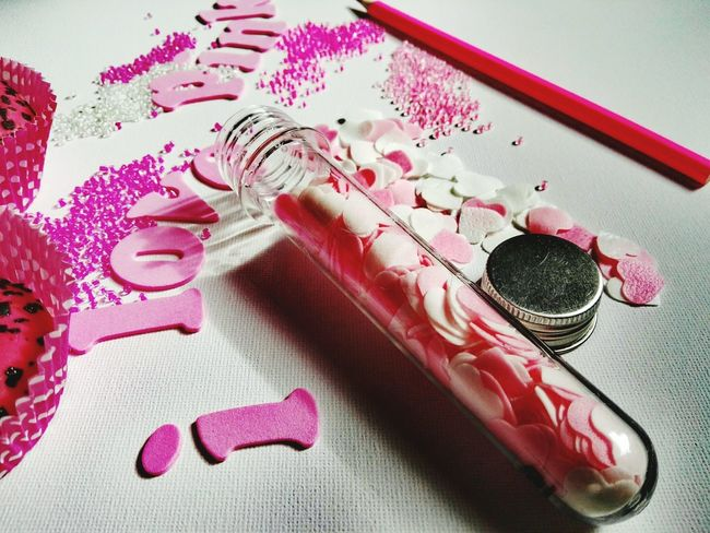 Pink Colors Pink Color Pink Shades Of Pink Love Pink Pink Background Pink Life Abstract Blood Red Indoors  No People Close-up Syringe Millennial Pink