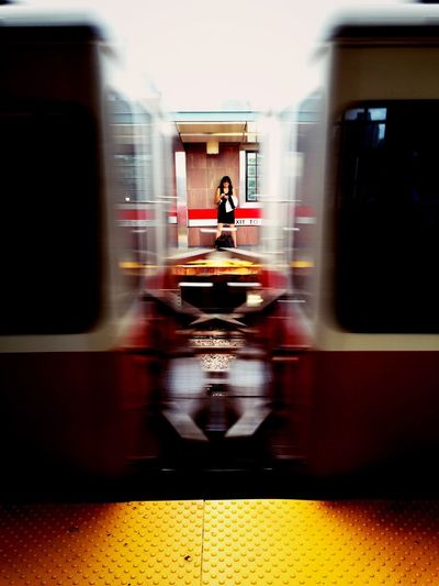 The Street Photographer - 2017 EyeEm Awards Blurred Motion Real People Transportation Speed Motion Mode Of Transport Land Vehicle One Person Rear View Full Length Outdoors Men Architecture Day People Mobility In Mega Cities