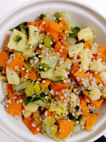 POV 365 Photos In 2015 Vegetarian Food Vegetables Vegan Food Sweet Potatoes Buckwheat Parsnip Sweet Potato Fennel