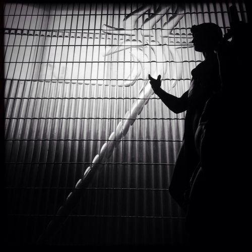 Visual Witness Silhouette EyeEm In Prague