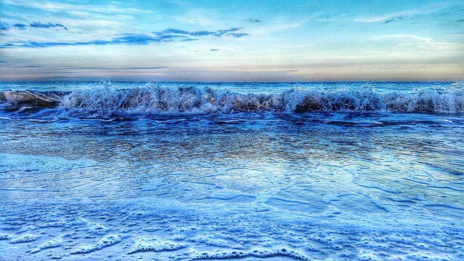 Hi! Hello World Check This Out Taking Photos Relaxing Landscape_photography EyeEm Gallery Photooftheday Beachphotography Waves, Ocean, Nature