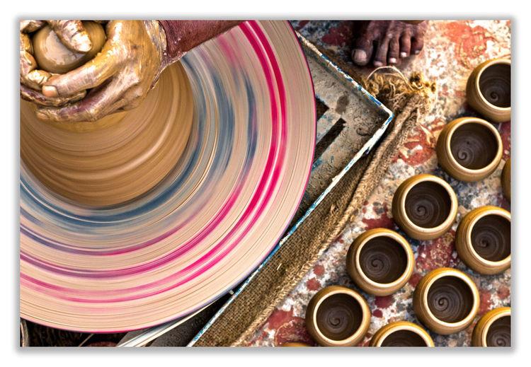 Full frame shot of multi colored piano