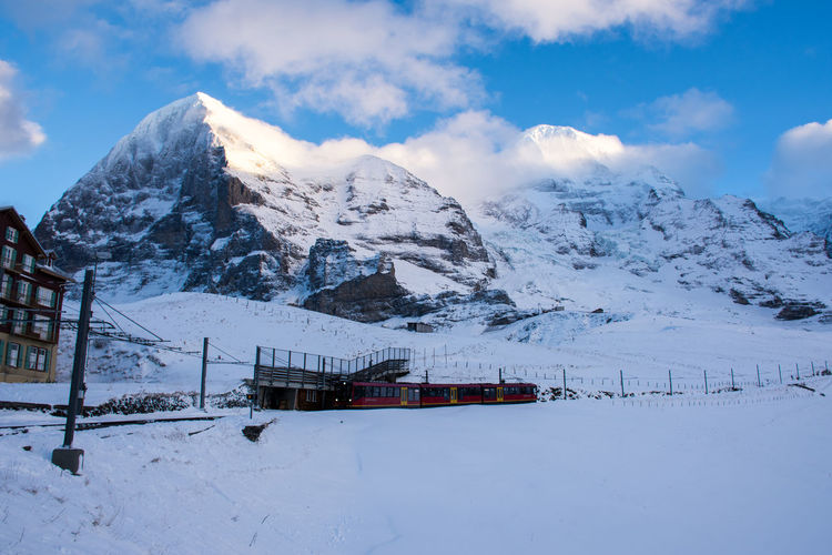Eiger Alps