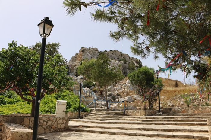Profitis Ilias Steps Rock Nature Sky Protaras Cyprus Hill Church Churches Church Architecture Steps And Staircases Stairs Rock Structure Tree Trees Rock Stairs Religion Religious Place Religious Architecture Religious Art Religion And Tradition Religious Images Church Buildings Protaras_Cyprus