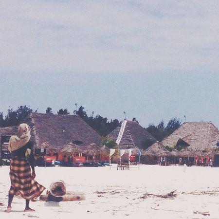 Native. Village. Native Village EyeEm Beach Zanzibar Africa Walking Oceanside Beach Walk Beach House