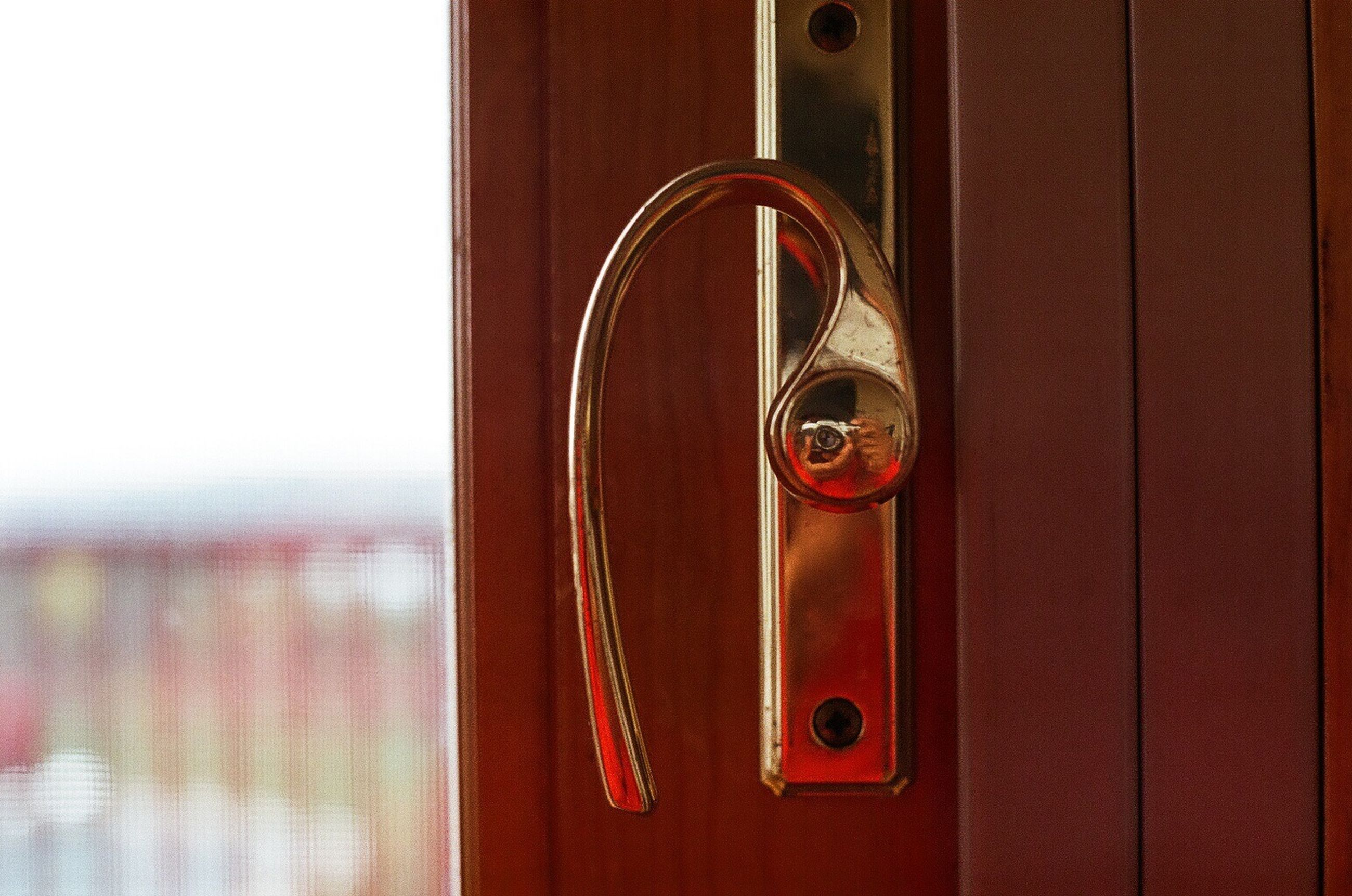 close-up, red, door, metal, protection, closed, safety, security, part of, wall - building feature, no people, detail, indoors, day, focus on foreground, full frame, metallic, window, wood - material