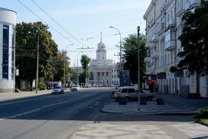 My Year My View Street City City Street Architecture Krasnodar Krasnodarskiykray Krasnodar Region Krasnodar City