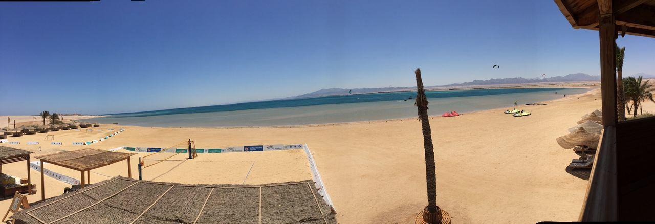 Soma Bay Ägypten Red Sea Paradise Kiteboarding Kitesurfing EyeEm Selects Beach Land Sky Water Sea Sand Holiday