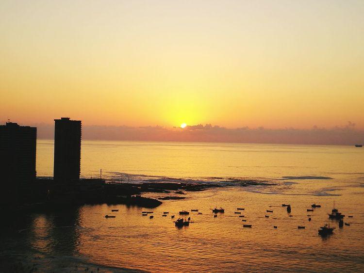 Iquique Chile  Cavancha First Eyeem Photo Sunset Beach Coast