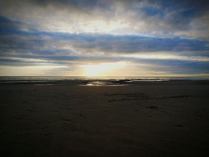 Atlantic view.