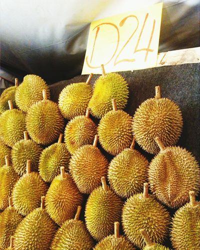 Durian's season
