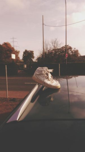 Taking Photos Nike✔ Drive Home