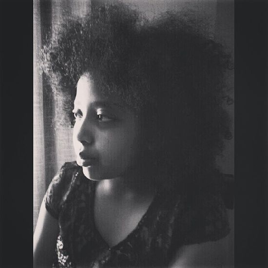 I am really jealous of my sister's hair.:'(Natural Afro Fro Hair ethiopianhabeshavscocamsister