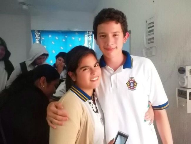 memories with my best friend ❤️ Boyandgirl Friends History School