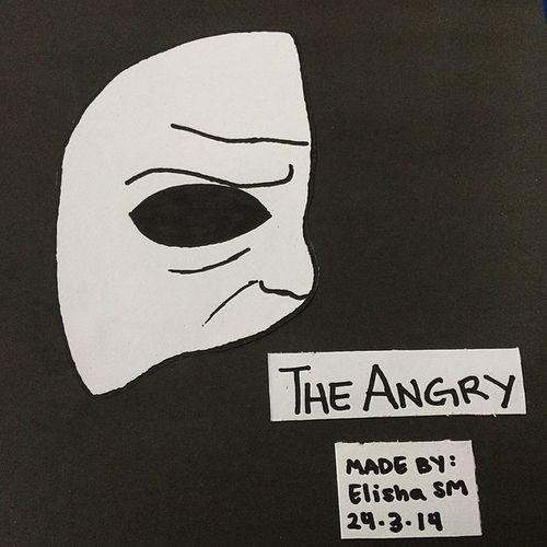 The Angry Mask Artclass