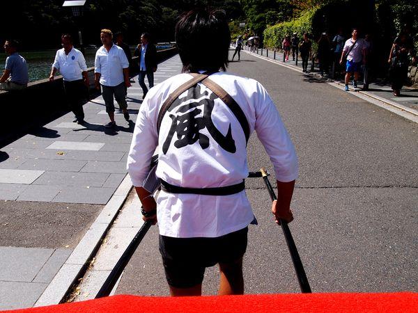 Kyoto Arashiyama 嵐山 人力車 Car Taking Photos Enjoying Life Travel 京都 Japanese Culture