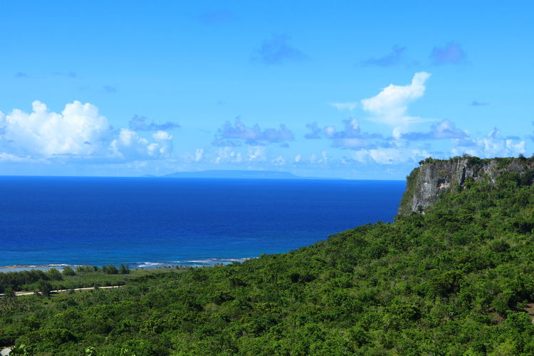Citidian Point Guam Island Landscape Micronesia Ocean Ocean View Rota Travel Photography Traveling