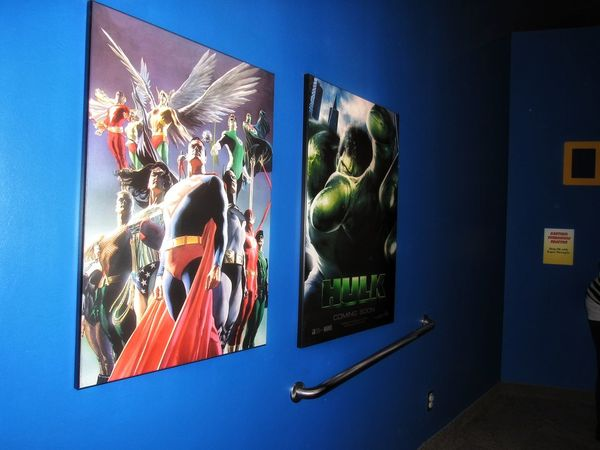 No People Technology Outdoors Day Posters Hulksmash Hulk IncredibleHulk Justice League Superman Batman Wonderwoman
