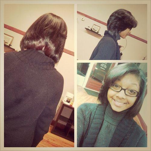 Cut My Hair Off.
