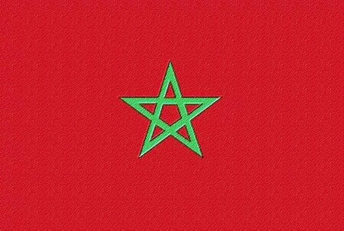 Morocco Flag Flags I Love My Country
