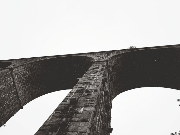 Blackandwhite Rock - Object Tower Old Bridges Arched Black And White Friday Be. Ready.