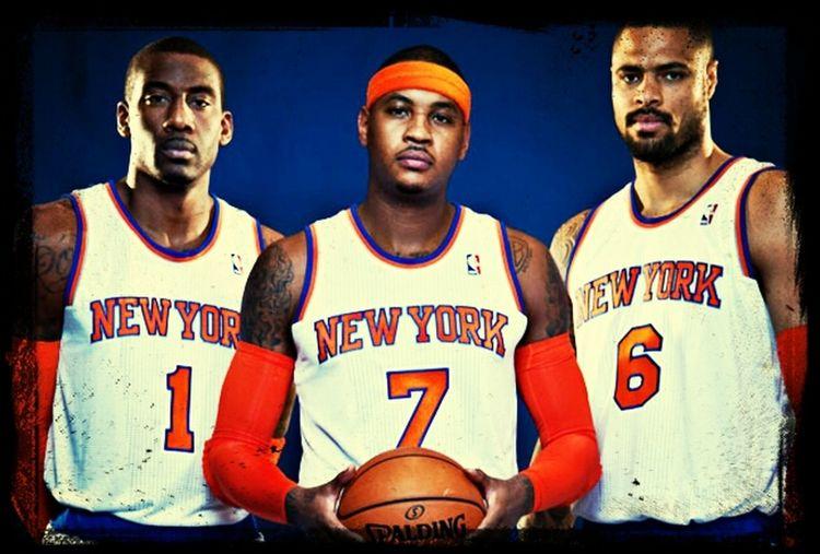The Clique Knicks