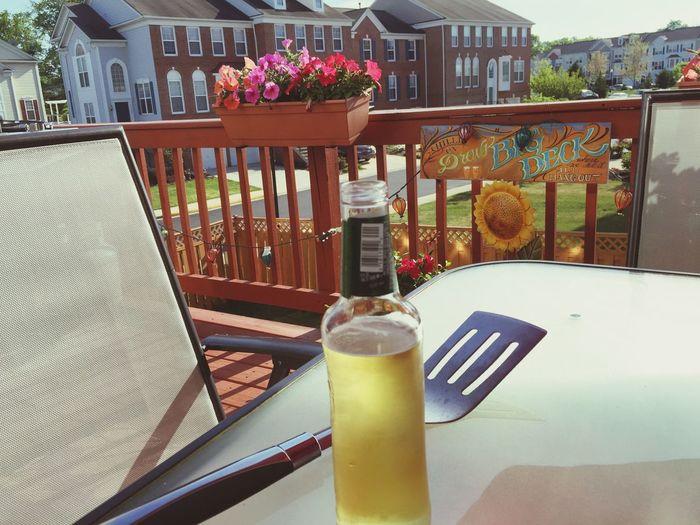 BBQ On the deck Saturday Ashburn